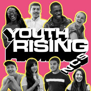 Youth rising podcast picture