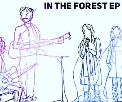in the forest album cover